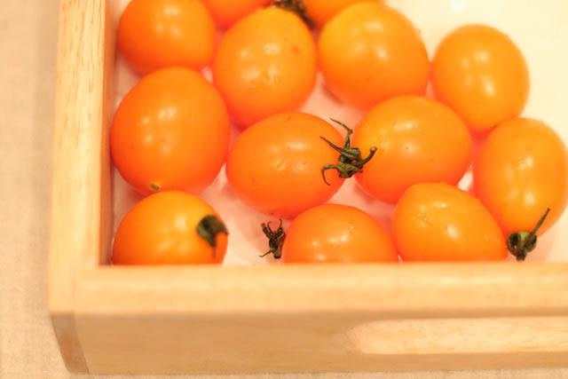 паста с вялеными помидорами - черри