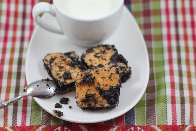 печенье с маком - готово