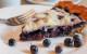 ягодный пирог под кремом Патисьер