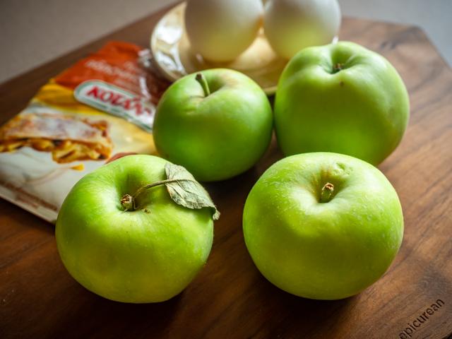 Простой рецепт белевской пастилы - продукты