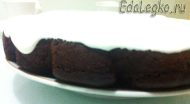 Кабачковый торт… с шоколадом?!..